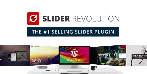 Plugin Slider revolution